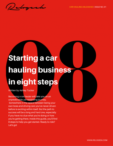 How to start a car hauling business in 8 steps
